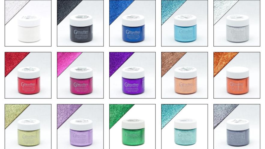 Glitterlites Paints